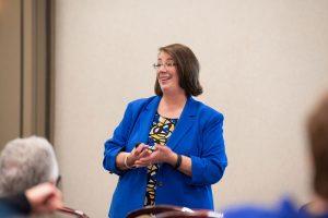 Marcia Mantell Retirement Keynote