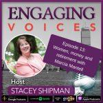 Marcia Mantell podcast speaker