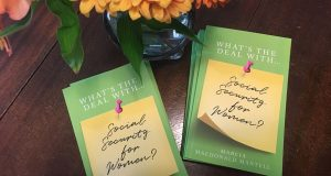 social security book for women